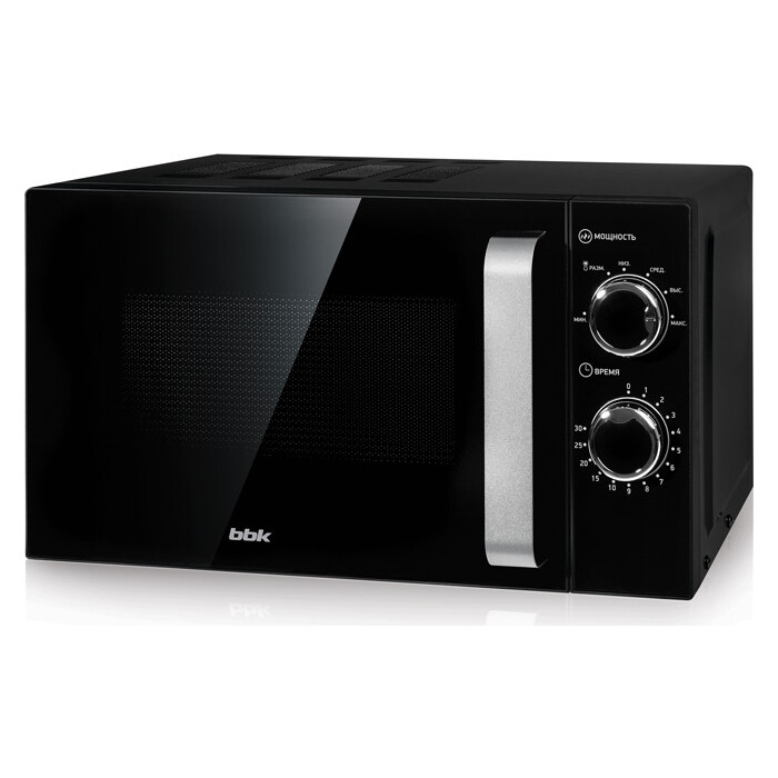 Микроволновая печь без гриля BBK 20MWS-776M/B-M черный