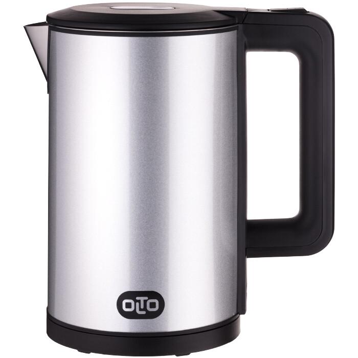 Чайник электрический Olto KE-1722 серебристый