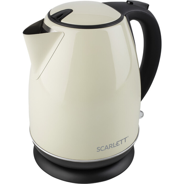 Фото - Чайник электрический Scarlett SC-EK21S54 молочный чайник электрический scarlett sc ek21s93