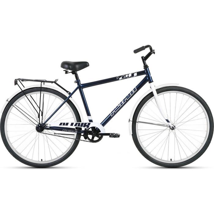 Велосипед Altair City High 28 (2019) 19 темно-синий/серый