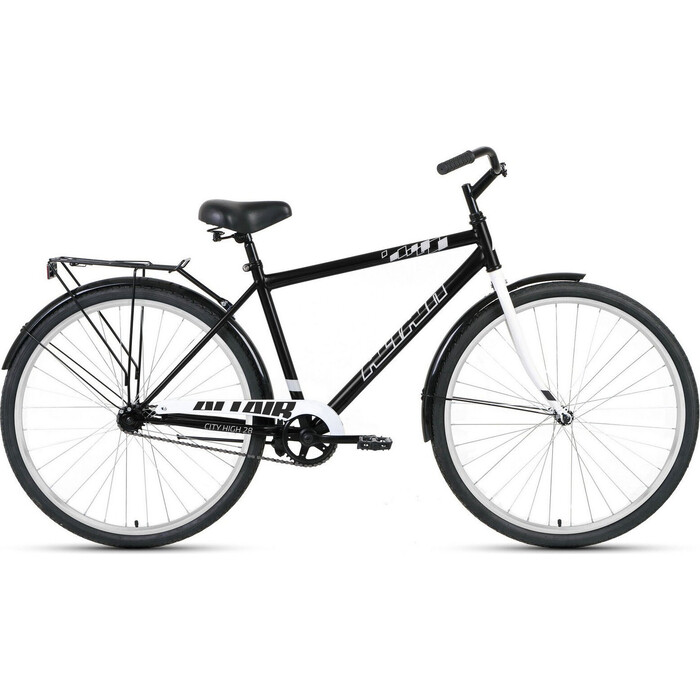 Велосипед Altair City High 28 (2019) 19 черный/серый