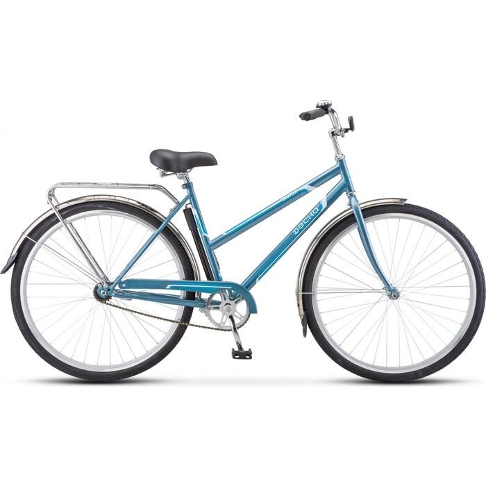 Велосипед Десна Вояж Lady 28 (2018) 20 серый