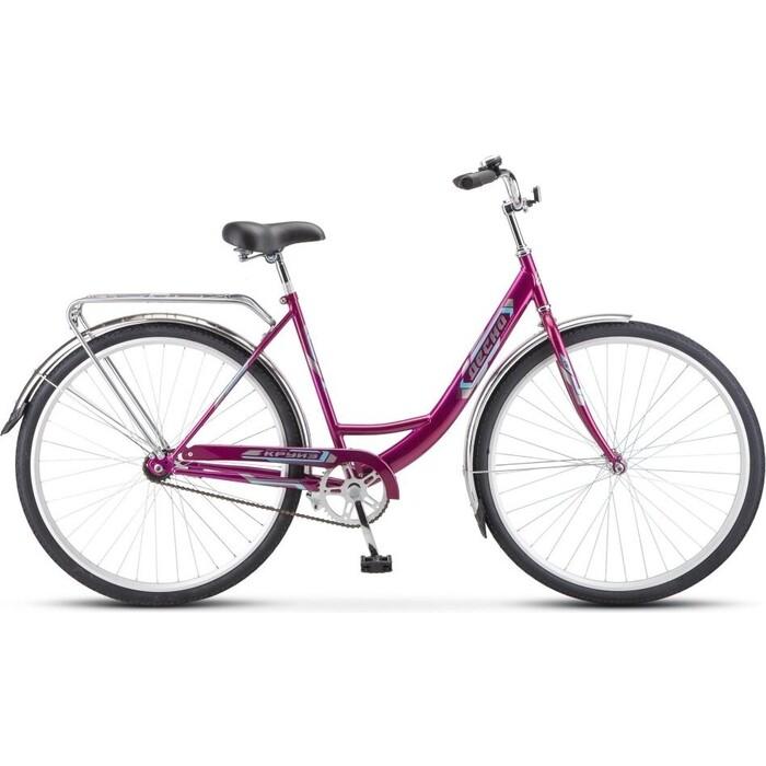 Велосипед Десна Круиз 28 Z010 (2020) 20 пурпурный композиция круиз