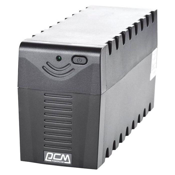 ИБП PowerCom Raptor RPT-800A 800ВА 480Вт 3xC13 черный (RPT-800A) rpt 800a euro