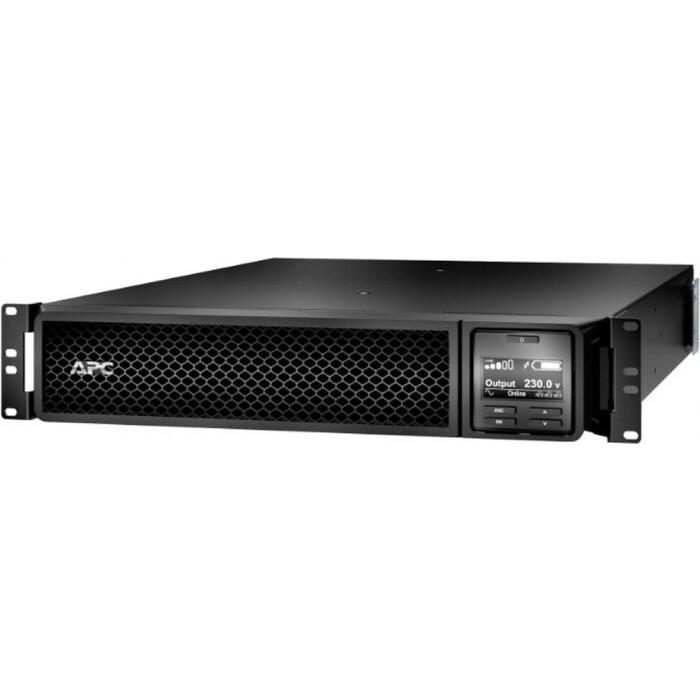 ИБП APC Smart-UPS SRT SRT1500RMXLI 1500Вт 1500ВА черный недорого