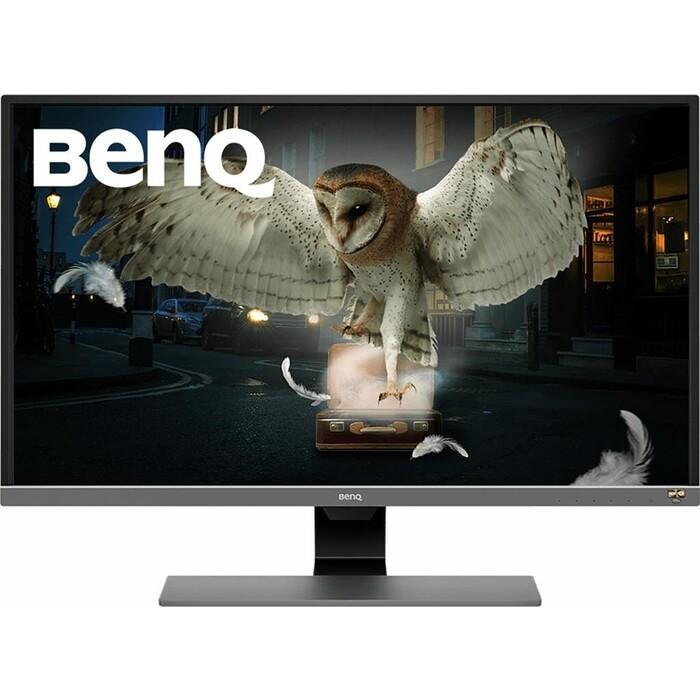 Монитор BenQ EW3270UE черный