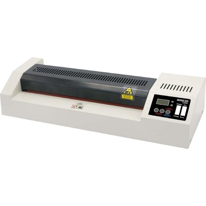 Фото - Ламинатор Office Kit L3350 A3 (60-250мкм) 60см/мин (4вал.) хол.лам. лам.фото реверс office kit cutter a3