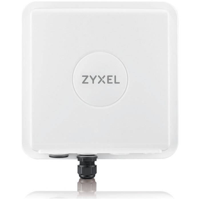 Модем 3G/4G ZyXEL LTE7460-M608 RJ-45 VPN Firewall +Router внешний белый