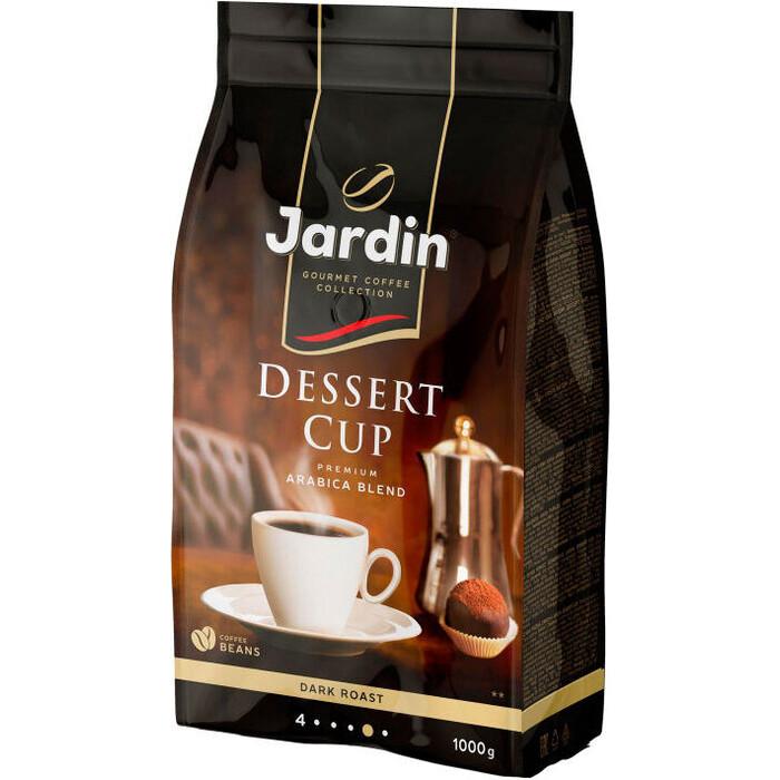 Кофе зерновой JARDIN Dessert Cup 1000г. (1629-06)