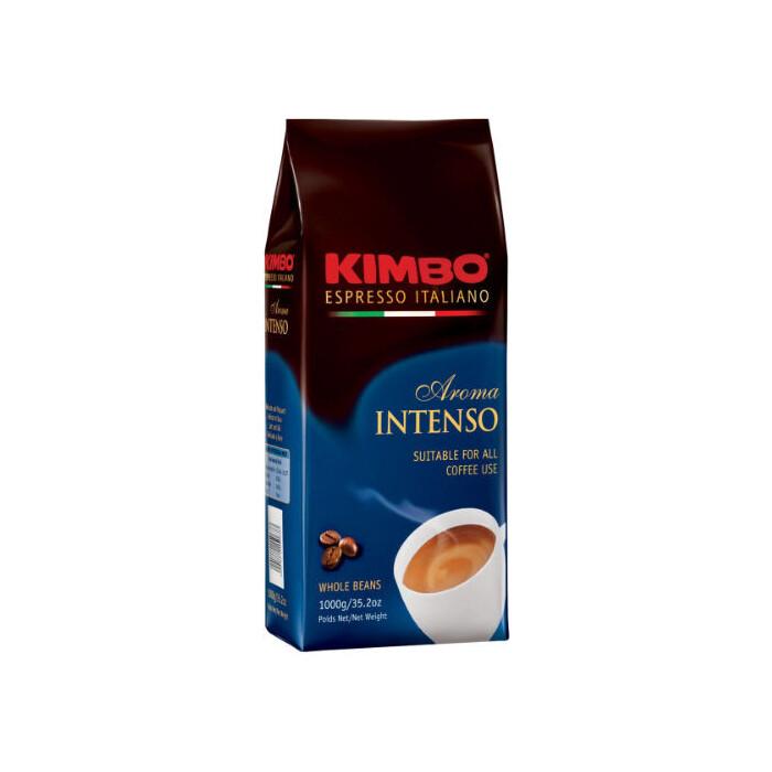 Кофе зерновой Kimbo Aroma Intenso 1000г. кофе в зернах kimbo aroma intenso 1 кг