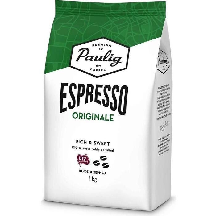 Кофе зерновой Paulig Espresso Originale 1000г. (16727)