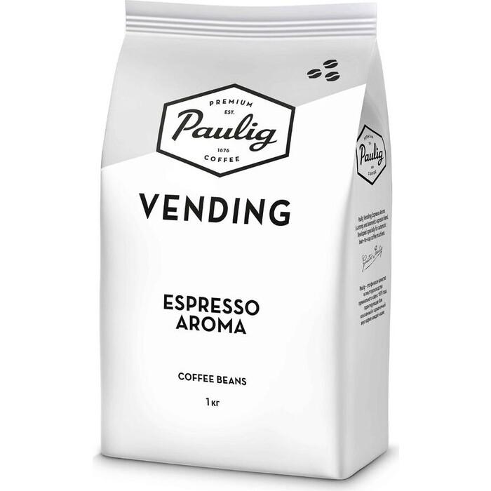 Кофе зерновой Paulig Vending Espresso Aroma 1000г. (16377)