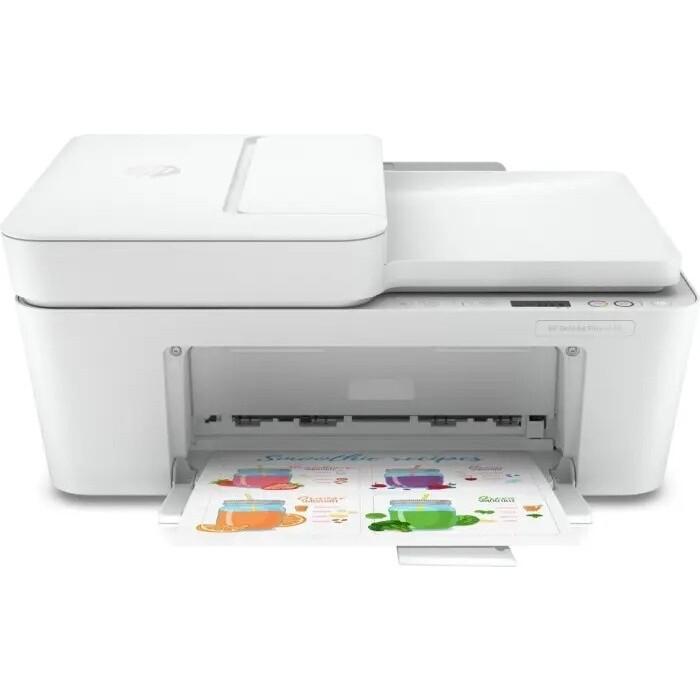 Фото - МФУ HP DeskJet Plus 4120 мфу hp deskjet plus ink advantage 6075 белый