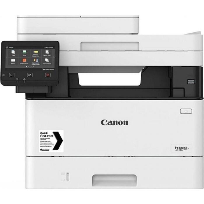 Фото - МФУ Canon i-Sensys MF449x картридж canon 057 для mf449x mf446x mf445dw mf443dw lbp225x lbp226dw lbp223dw чёрный 3100 страниц