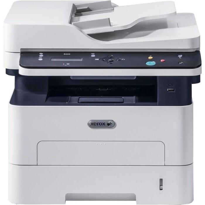 Фото - МФУ Xerox WorkCentre B205NI мфу xerox workcentre 6515n белый синий