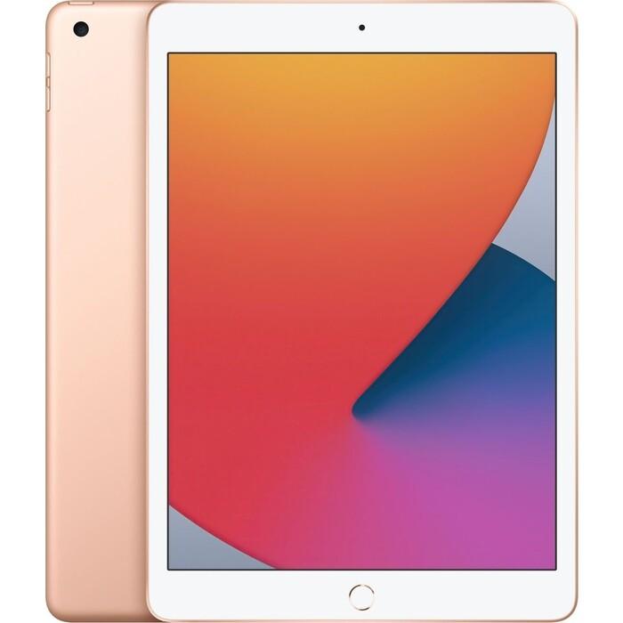 Планшет Apple iPad 10.2 Wi-Fi + Cellular 32GB Gold 2020 (MYMK2RU/A)