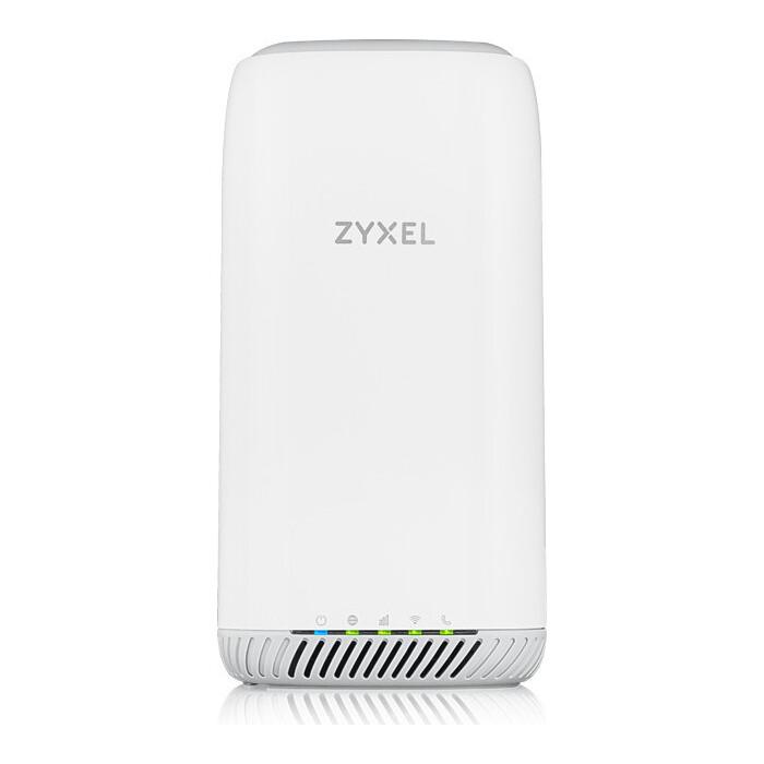 Роутер ZyXEL LTE5388-M804-EUZNV1F 10/100/1000BASE-TX/3G/4G cat.12 белый