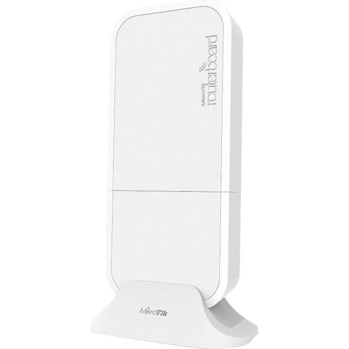 Фото - Точка доступа MikroTik RBwAPG-60ad 10/100/1000BASE-TX белый wi fi мост mikrotik wap 60g rbwapg 60ad