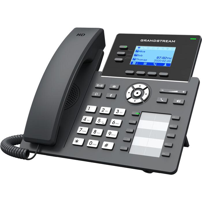 IP-телефон Grandstream GRP-2604 черный