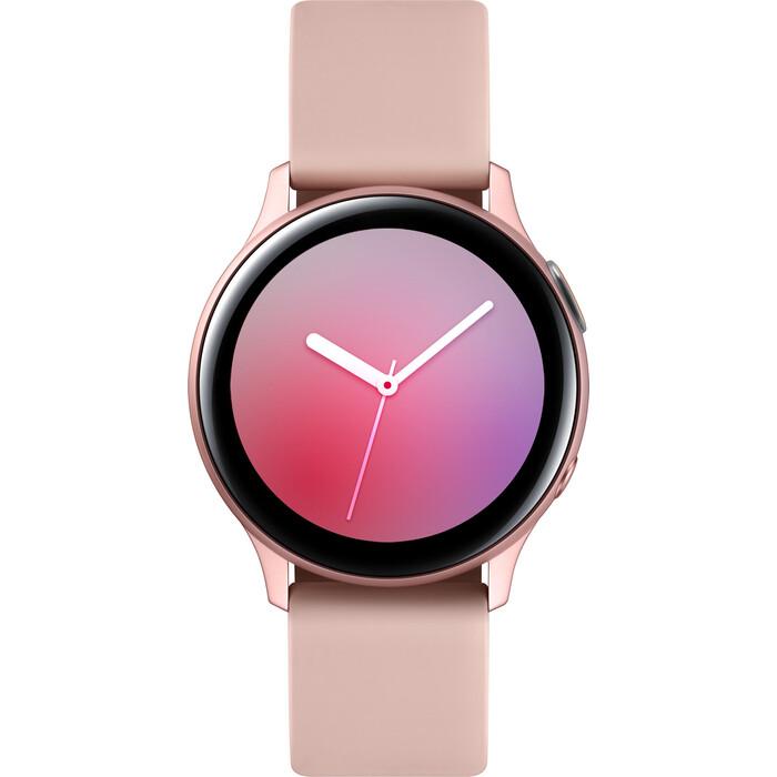 Смарт-часы Samsung Galaxy Watch Active2 40мм 1.2 Super AMOLED ваниль (SM-R830NZDASER) умные часы samsung galaxy watch active2 алюминий 40мм ваниль