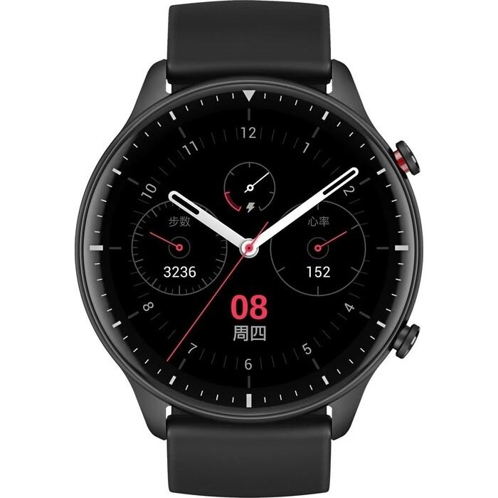 Смарт-часы Amazfit GTR 2 Sport Edition 1.39 AMOLED черный