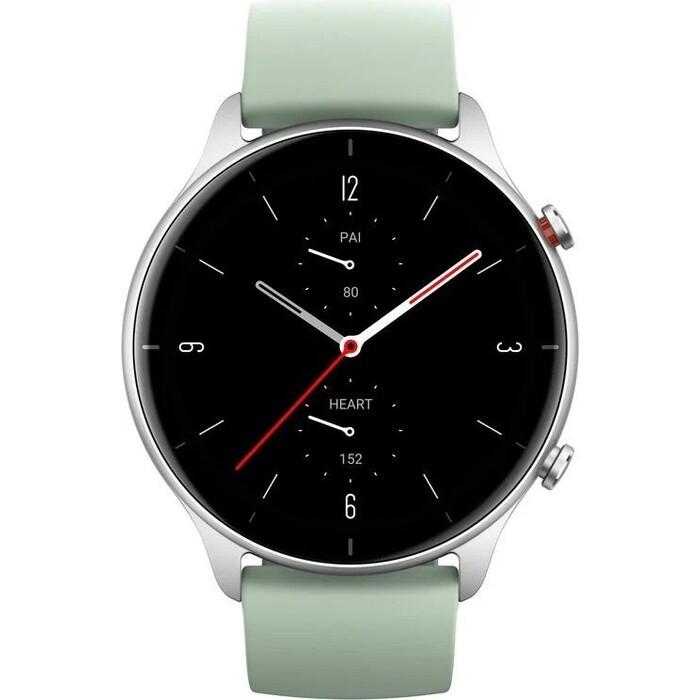 Смарт-часы Amazfit GTR 2e A2023 1.39 AMOLED серебристый