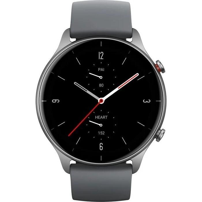 Смарт-часы Amazfit GTR 2e A2023 1.39 AMOLED серый