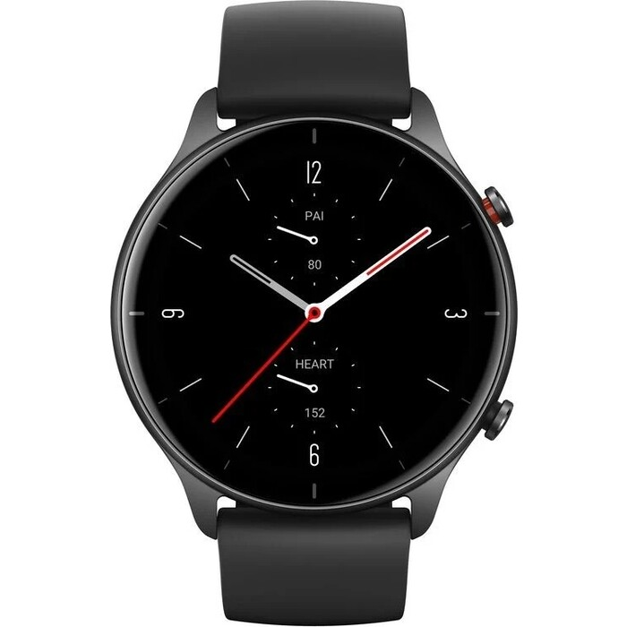 Смарт-часы Amazfit GTR 2e A2023 1.39 AMOLED черный