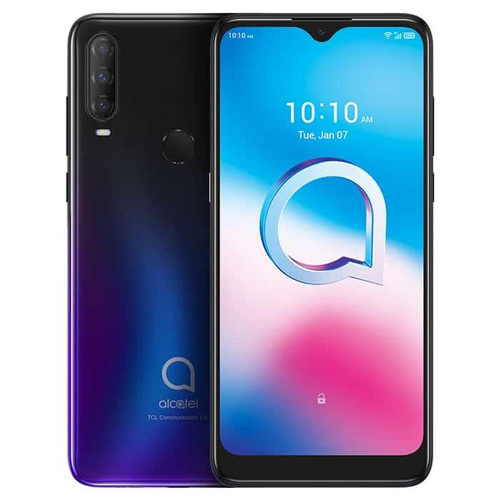 Смартфон Alcatel 5029Y 3L 64Gb 4Gb синий