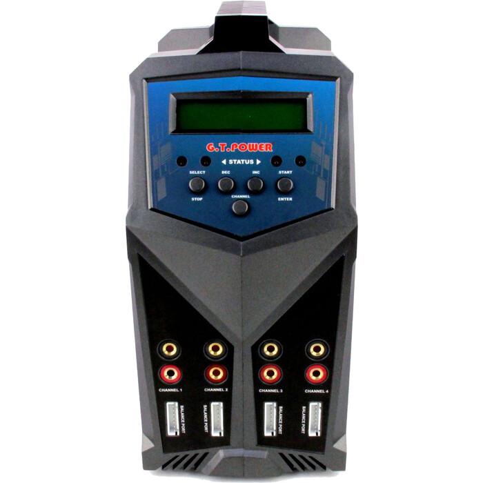 Универсальное зарядное устройство G.T.Power X4