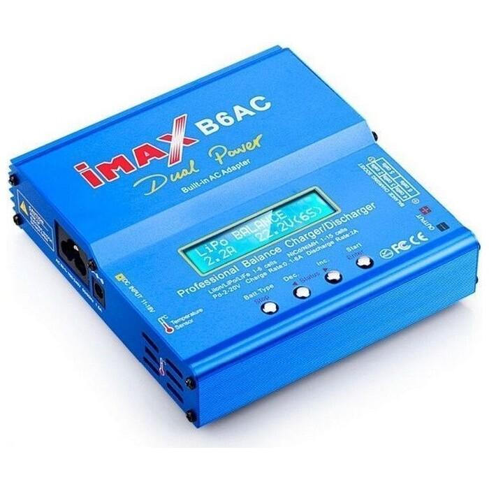 Универсальное зарядное устройство G.T.Power iMax B6AC 50Вт