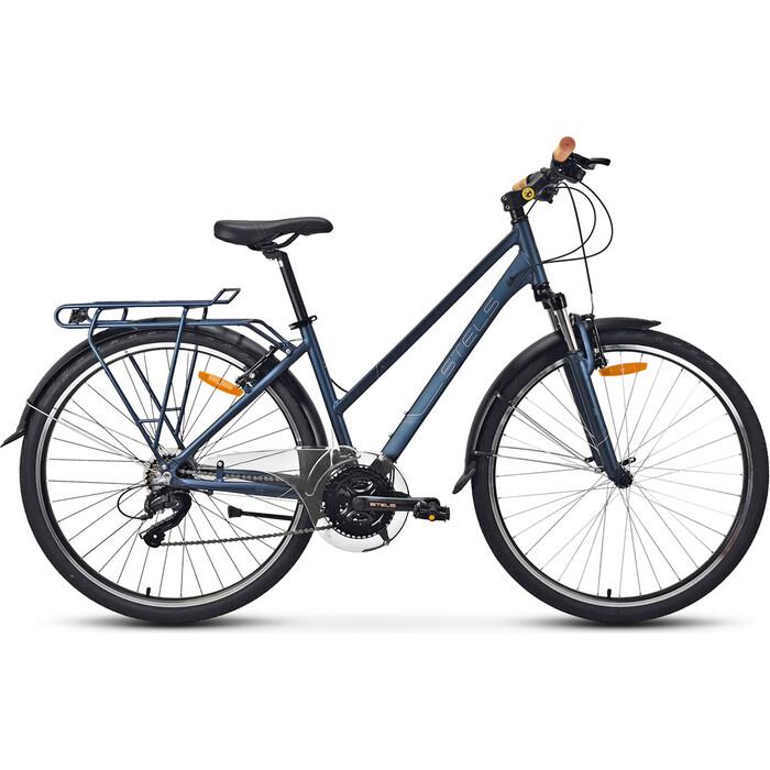 велосипед stels navigator 800 lady 28 v010 17 синий Велосипед Stels Navigator-800 Lady 28 V010 15 Синий
