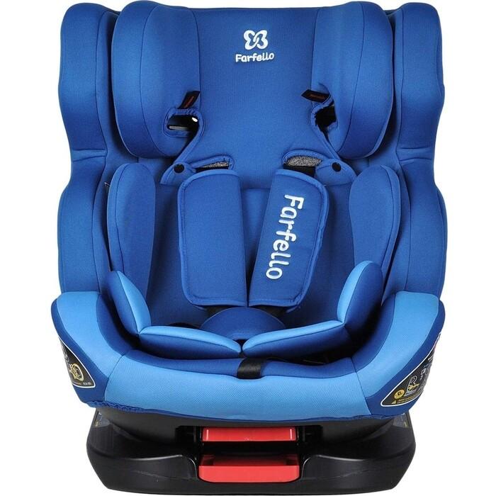 Автокресло Farfello GM0932 ISOFIX синий blue GM0932-bl
