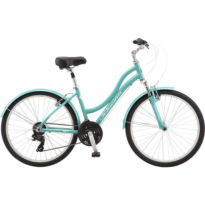 Велосипед Schwinn 26 Suburban DLX Women, голубой