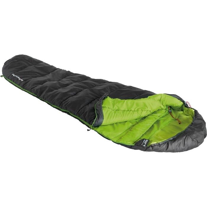 Мешок спальный High Peak Black Arrow dark grey-green