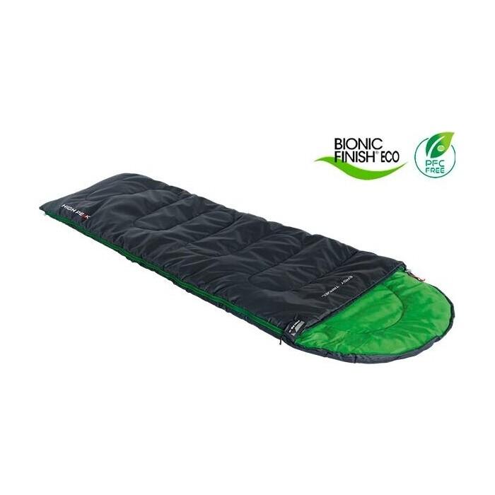 Мешок спальный High Peak Easy Travel anthra-green
