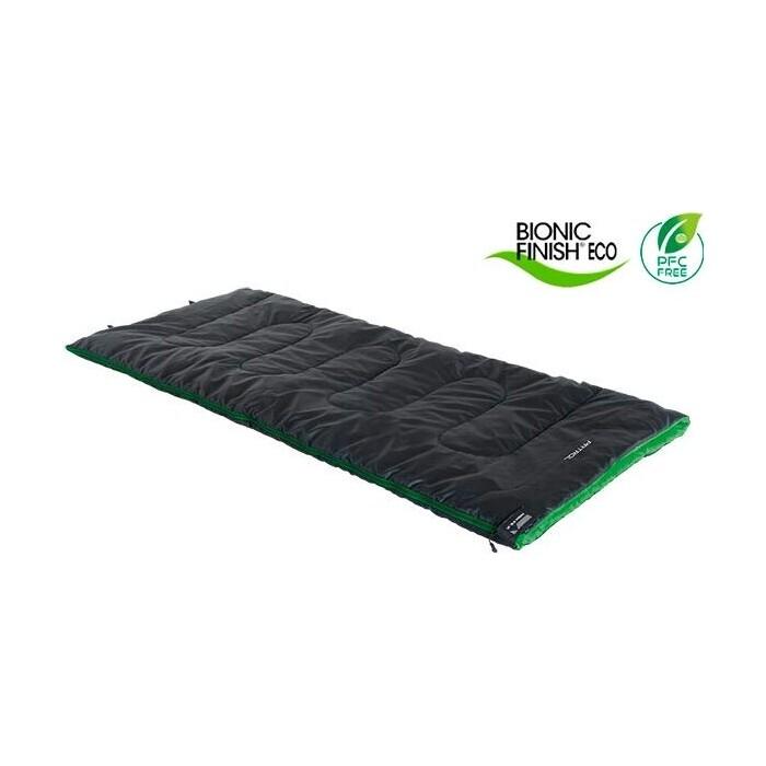 Мешок спальный High Peak Patrol anthra-green