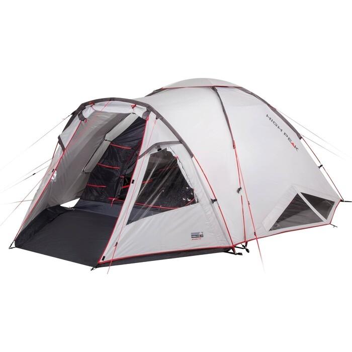 Палатка High Peak Almada 4 nimbus grey, 400x230x150