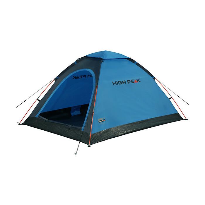 Палатка High Peak Monodome PU синий/серый, 150х205 см
