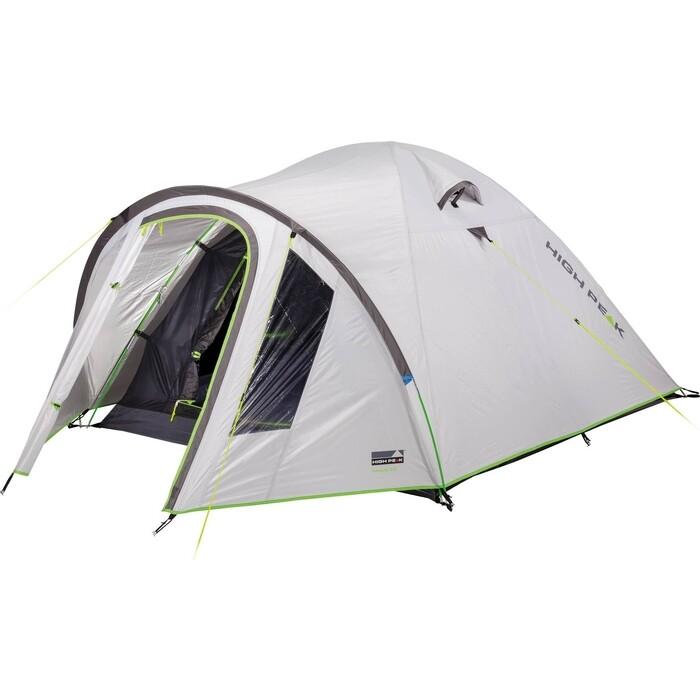 Палатка High Peak Nevada 3 nimbus grey, 300x180x200