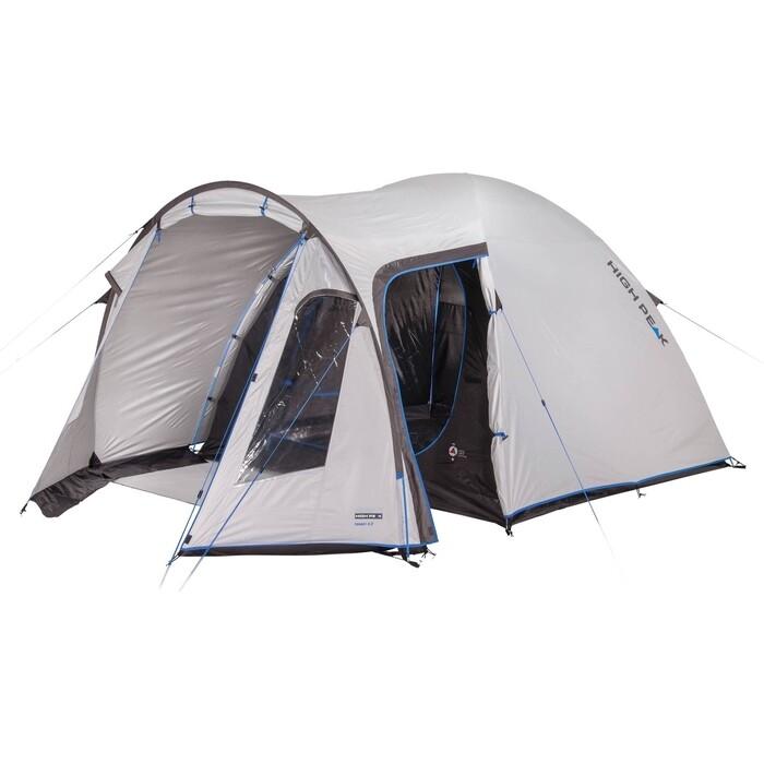 Палатка High Peak Tessin 4 nimbus grey, 370x240x170