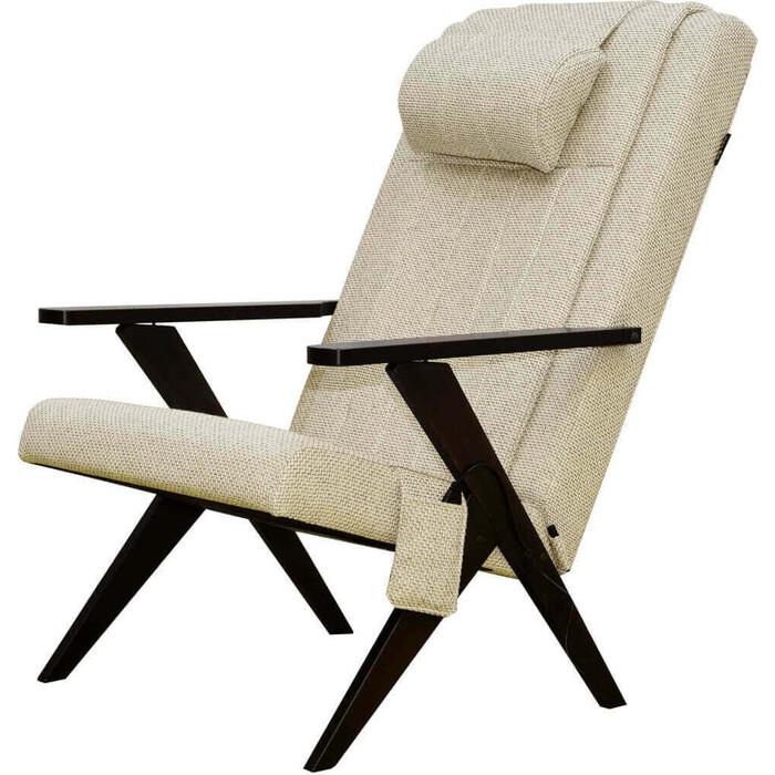 Массажное кресло шезлонг EGO Bounty EG-3001 бежевый