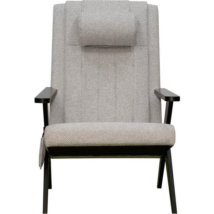 Массажное кресло шезлонг EGO Bounty EG-3001 серый
