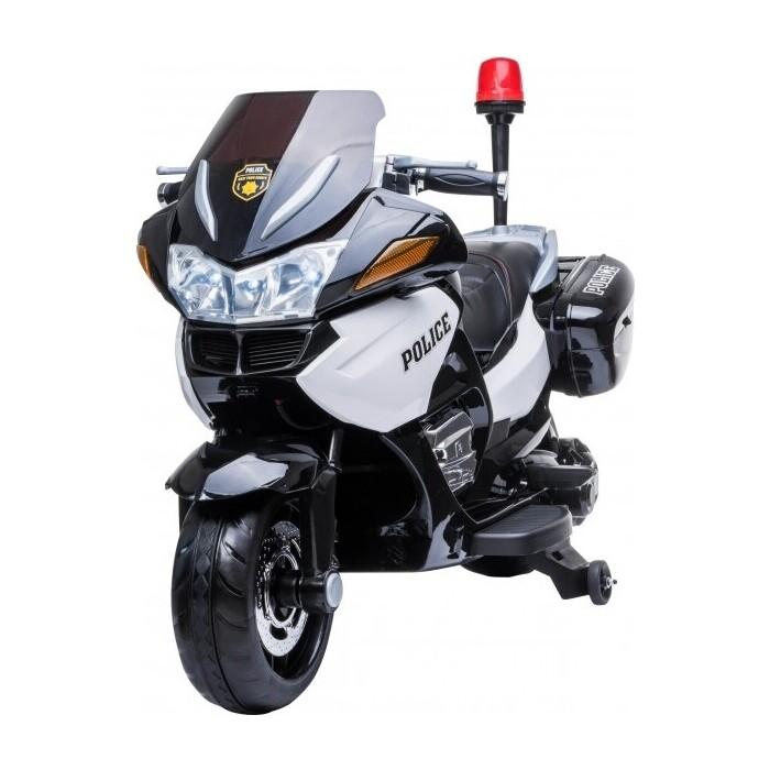 электромотоцикл цвет красный harleybella hzb 118 red Детский квадроцикл HZB BMW R1200RT Police 12V - HZB-118-POLICE-WHITE