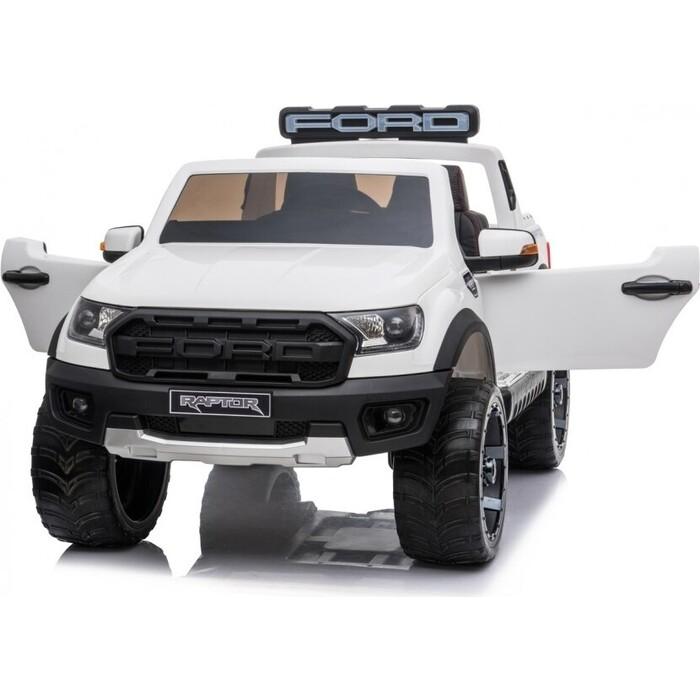 Детский электромобиль Dake Ford Ranger Raptor - DK-F150R-WHITE