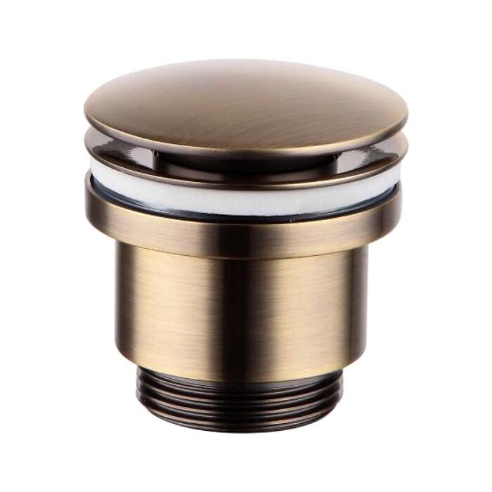Донный клапан Lemark Click-clack 5/4 универсальный броза (LM8500B)