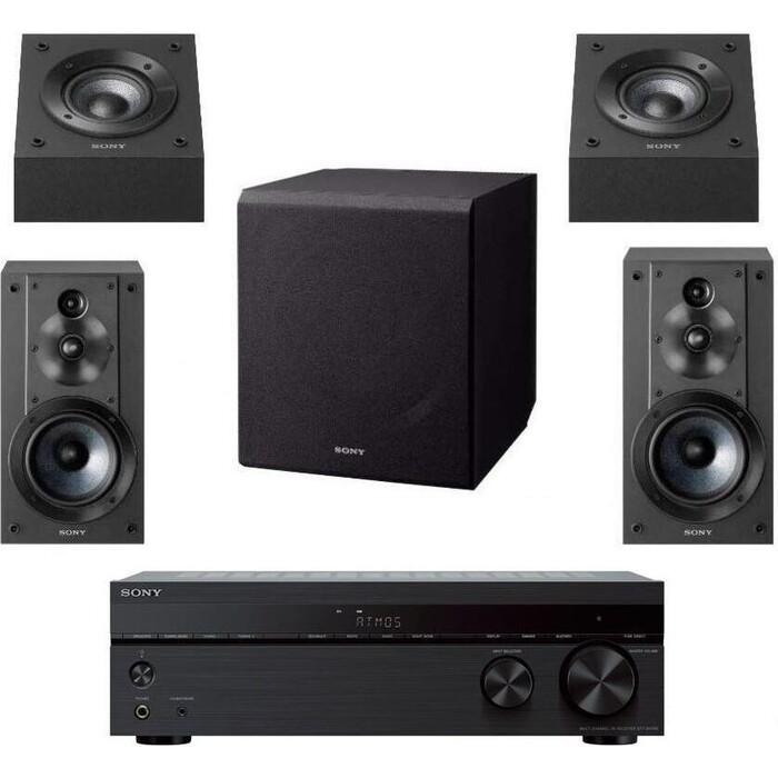 Комплект домашнего кинотеатра Sony STR-DH790 + SS-CSE SS-CS5 SA-CS9