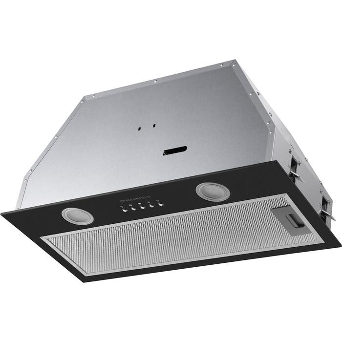 Кухонная вытяжка MAUNFELD TRAPEZE 602M черный