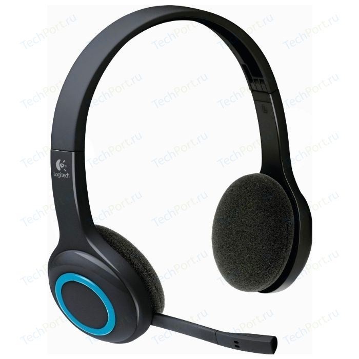 Гарнитура Logitech Гарнитура H600 wireless (981-000342) гарнитура