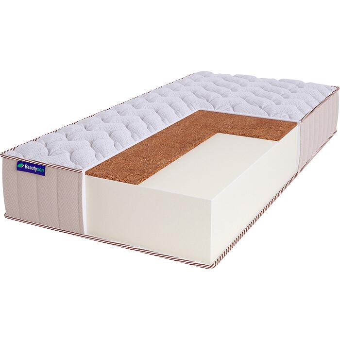 Матрас Beautyson Roll FOAM 18 Cocos LUX 80x190 матрас beautyson roll foam 18 massage lux 80x190